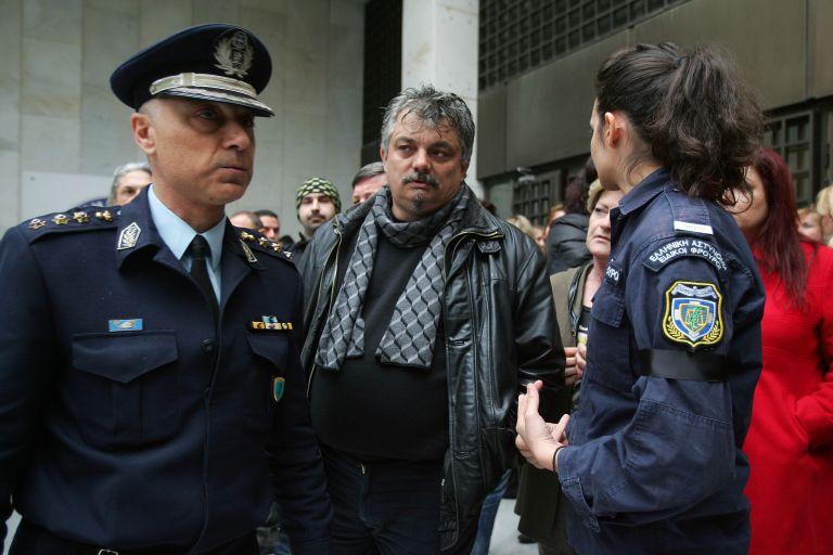 ΕΛ.ΑΣ: Αγανάκτηση και διαμαρτυρία | tovima.gr