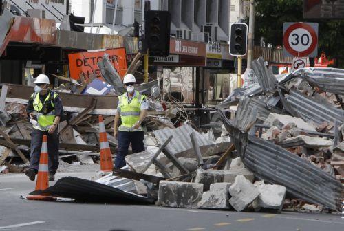 Ν.Ζηλανδία: Δύσκολο το έργο διάσωσης   tovima.gr