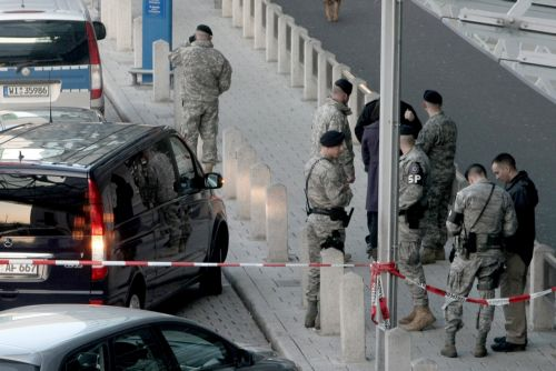 Τρομοκρατικό χτύπημα στην Φρανκφούρτη   tovima.gr