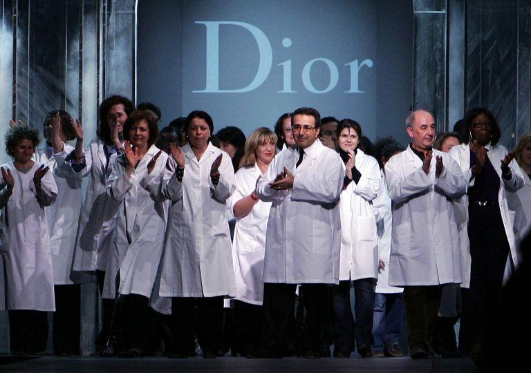 Μεγάλος απών ο Galliano από το σόου του Dior | tovima.gr
