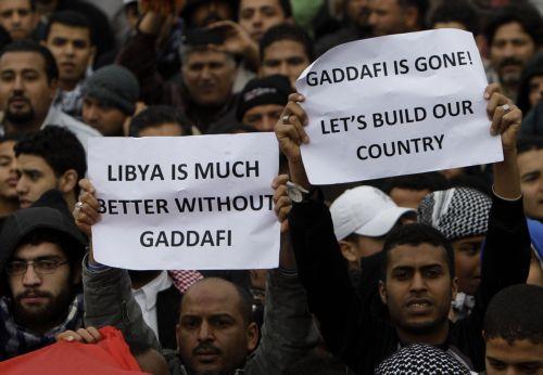 Αντεπίθεση Καντάφι με 13 νεκρούς | tovima.gr