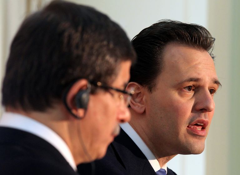 Δρούτσας: Η Τουρκία να πάρει αποφάσεις για την υφαλοκρηπίδα | tovima.gr