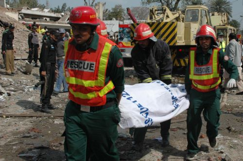 Πακιστάν – 20 νεκροί σε επίθεση αυτοκτονίας κατά τη διάρκεια κηδείας   tovima.gr