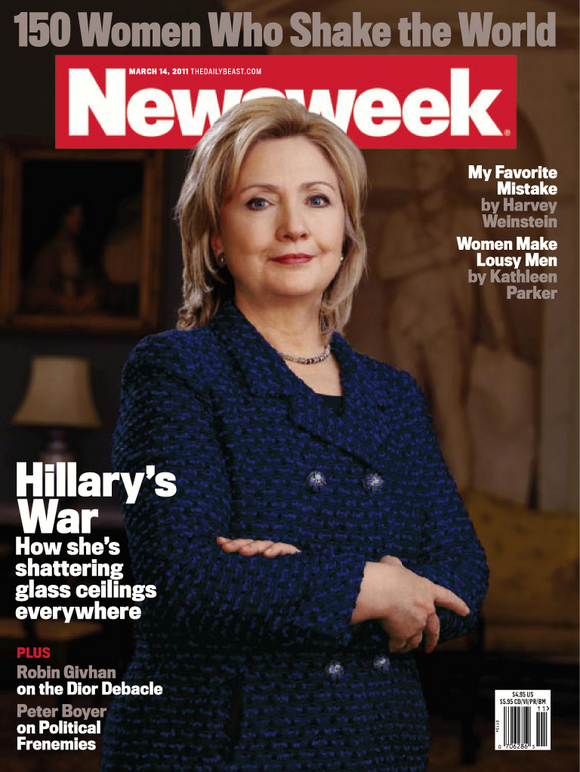 Κυκλοφορεί το ανανεωμένο Newsweek   tovima.gr