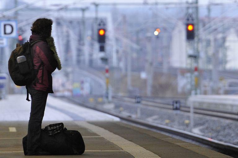 Γερμανία: Χάος από στάση εργασίας στα τρένα | tovima.gr