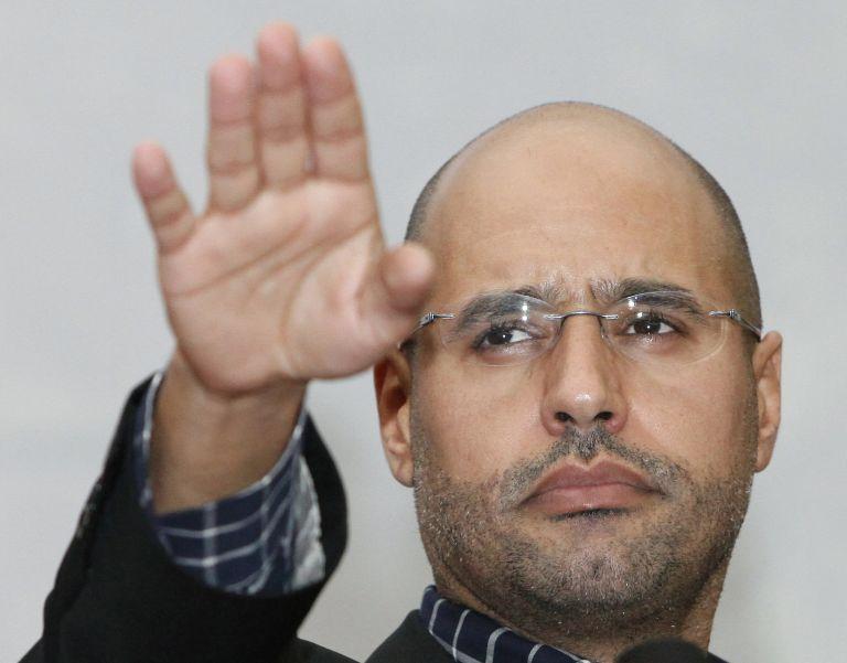 Ο γιος του Καντάφι «καίει» τον Σαρκοζί | tovima.gr