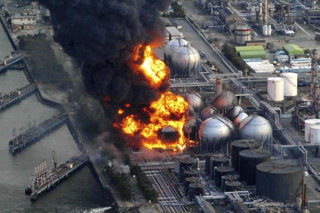 Φωτιά σε πυρηνικό εργοστάσιο | tovima.gr