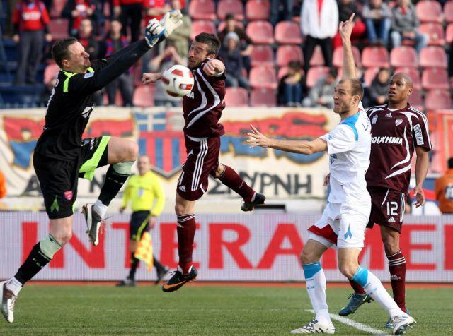Η Λάρισα πήρε το 3-3 από τον Πανιώνιο | tovima.gr