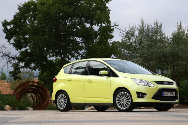 Ford C-MAX 1.6 EcoBoost 182ps | tovima.gr