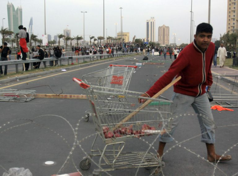 Σε κατάσταση εκτάκτου ανάγκης το Μπαχρέιν | tovima.gr