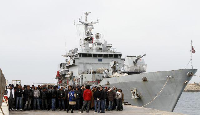 ΕΕ: Ναυτική επιχείρηση κατά των δουλεμπόρων στη Μεσόγειο | tovima.gr