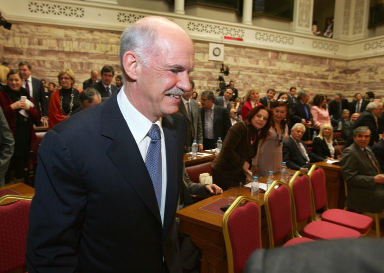 Γ. Παπανδρέου: Κατηγόρησε τη ΝΔ για μικροπολιτική | tovima.gr