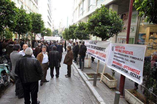 Σε τέλμα από το «δεν πληρώνω» του Δημοσίου | tovima.gr