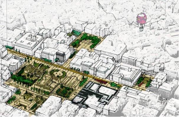 Οι μελέτες για μία άλλη Αθήνα | tovima.gr