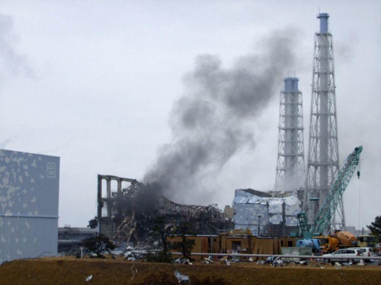 Φουκουσίμα: «Βράζει» δεξαμενή με καύσιμα   tovima.gr