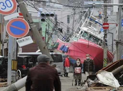 Παγκόσμια Τράπεζα – Στο 4% του ΑΕΠ οι ζημιές του σεισμού της Ιαπωνίας | tovima.gr
