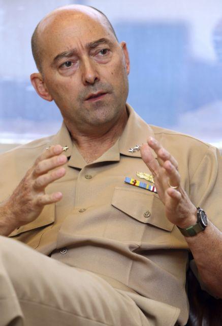 Τζέιμς Σταυρίδης: Η Δύση πρέπει να μιλήσει με μια φωνή για την Ουκρανία | tovima.gr
