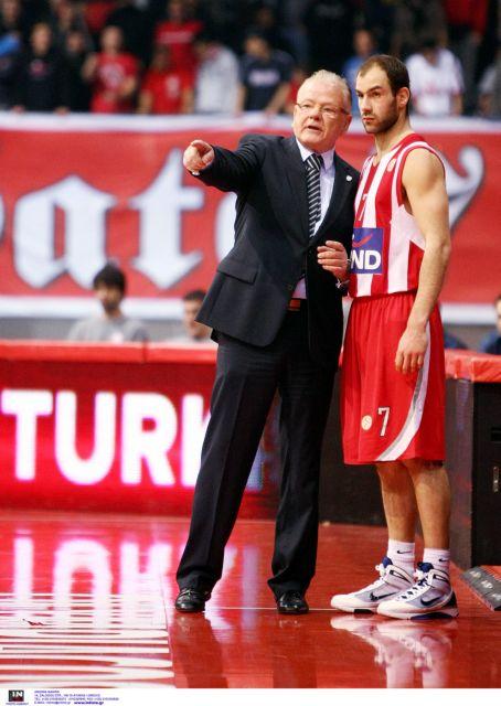 Ίβκοβιτς: Ο Σπανούλης είναι γεννημένος νικητής | tovima.gr