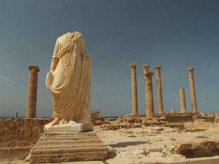 Εκκληση για την προστασία των μνημείων της Λιβύης   tovima.gr