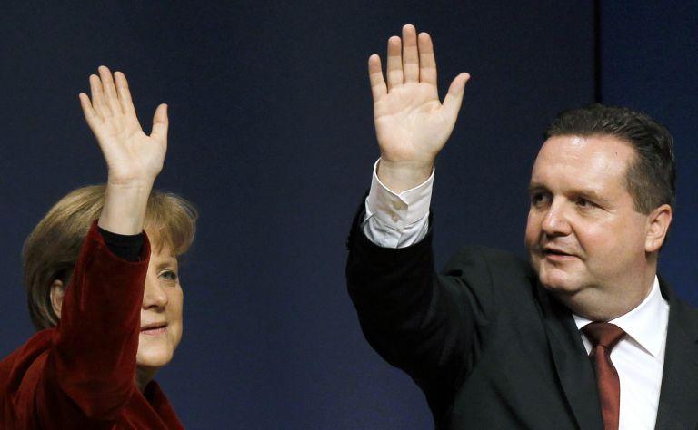 Ηττα για τη Μέρκελ δείχνουν τα exit polls | tovima.gr