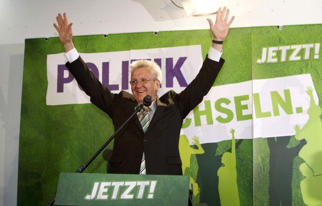 Γερμανία: Πράσινος αλλά και συντηρητικός | tovima.gr