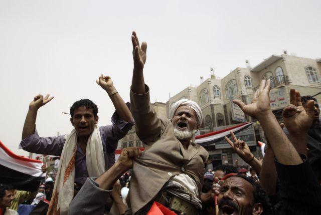 Υεμένη: φονική έκρηξη σε αποθήκη πυρομαχικών | tovima.gr