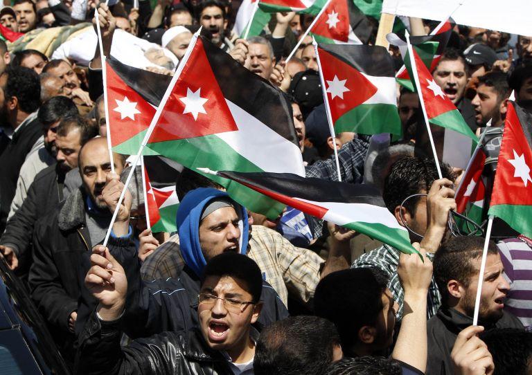 Ιορδανία: Διαδηλώσεις με αίτημα το κλείσιμο της πρεσβείας του Ισραήλ | tovima.gr