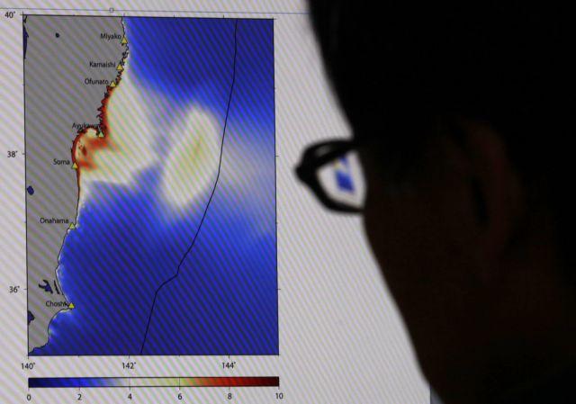 Ηραν την προειδοποίηση για νέο τσουνάμι οι αρχές της Ιαπωνίας | tovima.gr