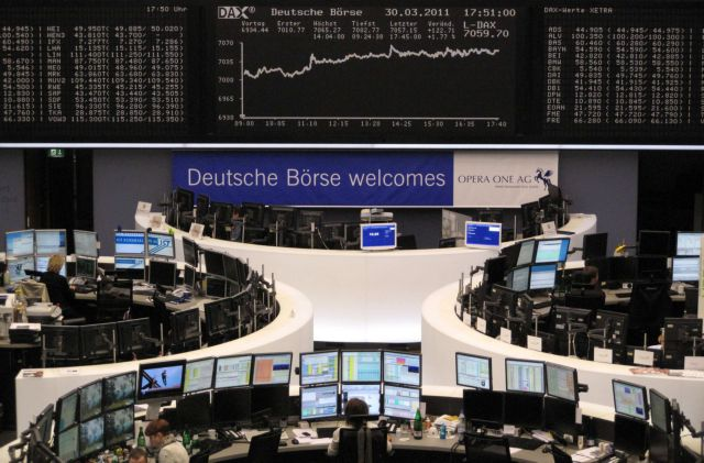 Άνοδος στα ευρωπαϊκά χρηματιστήρια και τη Γουόλ Στριτ | tovima.gr