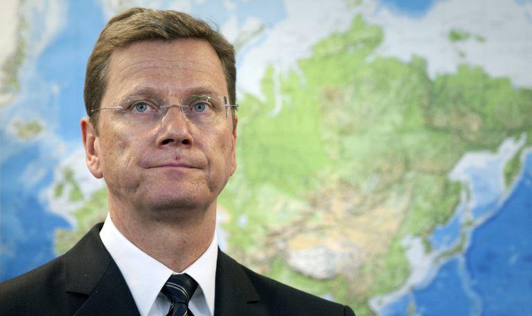 Βεστερβέλε: Καλή για τη Γερμανία και την Ευρώπη η απόφαση για τον ΕΣΜ | tovima.gr