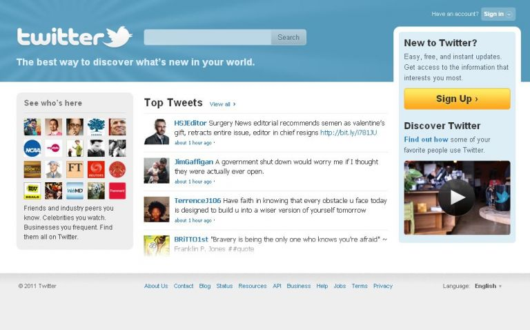 Πόσοι είναι οι πραγματικοί χρήστες του Twitter; | tovima.gr