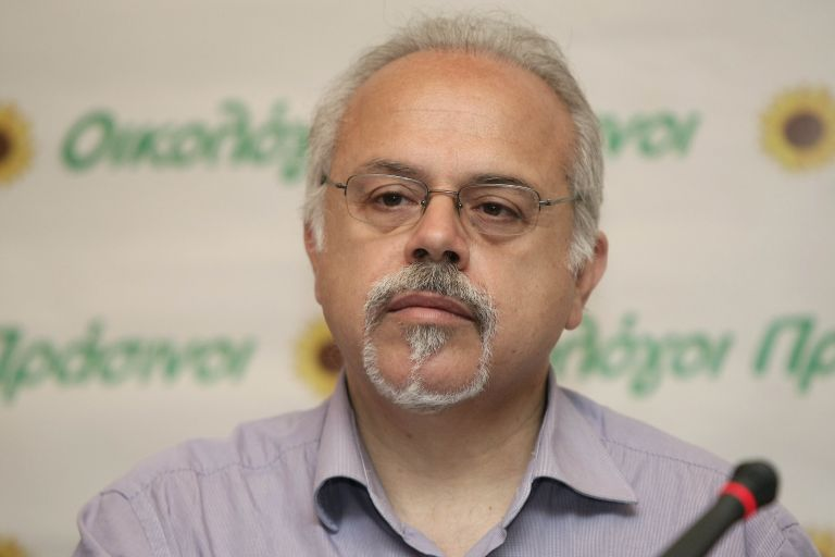 Μ.Τρεμόπουλος: Παραιτείται από την ευρωλίστα των Οικολόγων Πράσινων   tovima.gr
