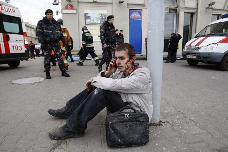 Επτά νεκροί από έκρηξη στο Μινσκ | tovima.gr