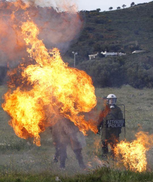 Στο Κορωπί τώρα ο πόλεμος για τα σκουπίδια | tovima.gr