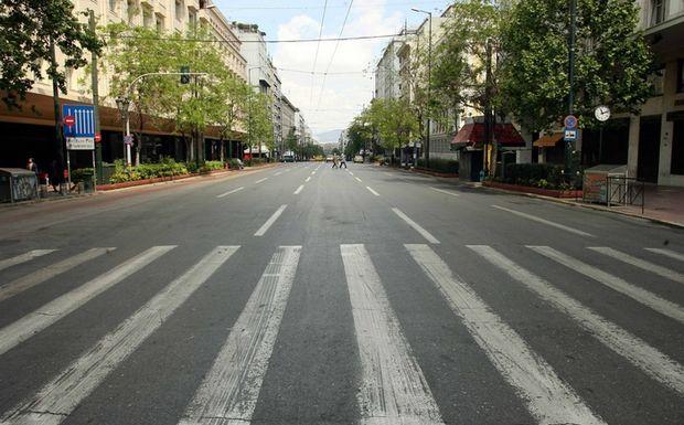 Mνημόνιo 3 Υπουργείων για πεζοδρόμηση της Πανεπιστημίου   tovima.gr