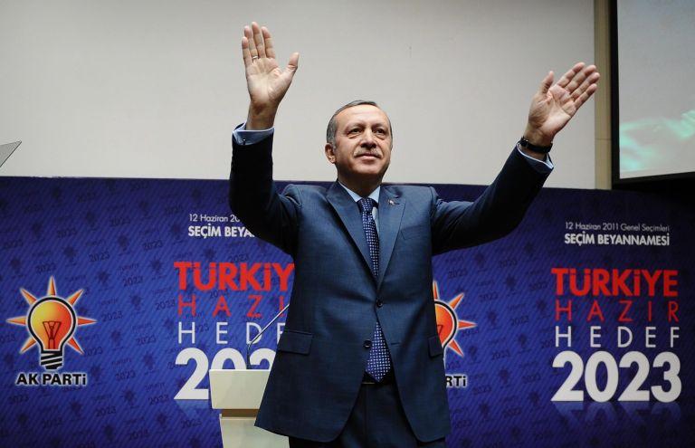 Ο Ερντογάν θέλει να κάνει την Τουρκία υπερδύναμη | tovima.gr