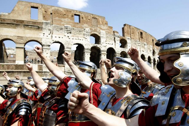 Ελληνικός πολιτισμός, ρωμαϊκή εξουσία | tovima.gr
