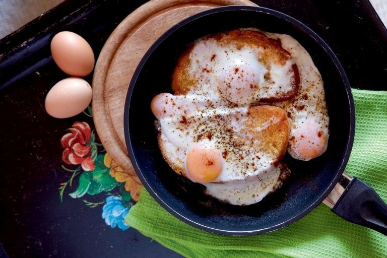 Τηγανητό αβγό και κάτι παραπάνω | tovima.gr