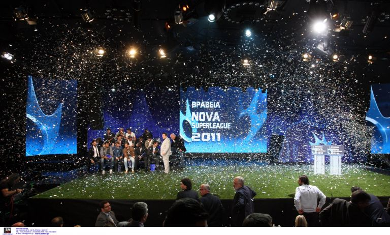 Βραβεία Nova Superleague 2012 | tovima.gr