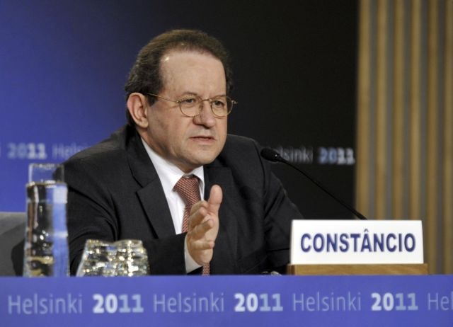 Constancio is uncertain how the ECB may react to a 'no' on Sunday | tovima.gr