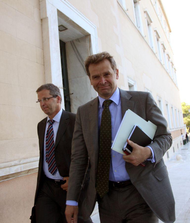 Τόμσεν: Το 2012 η Ελλάδα θα εμφανίζει «μαύρη τρύπα» 4,5 δισ. ευρώ | tovima.gr