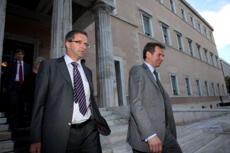 Τρόικα: δίνει ατύπως παράταση ολίγων ημερών στην κυβέρνηση | tovima.gr