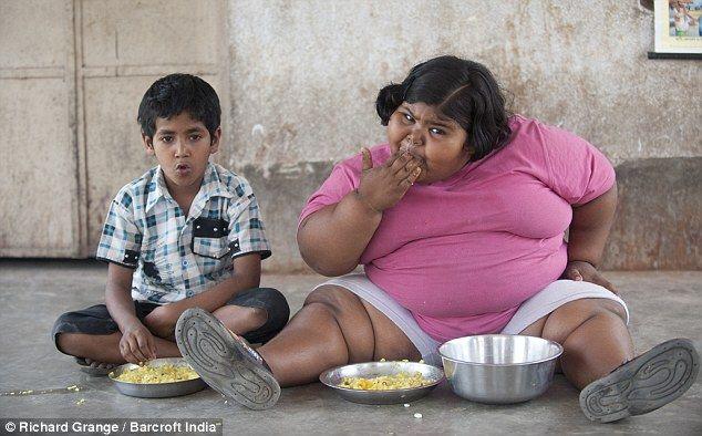 Τεσσάρων ετών και τρώει για… έξι ανθρώπους | tovima.gr
