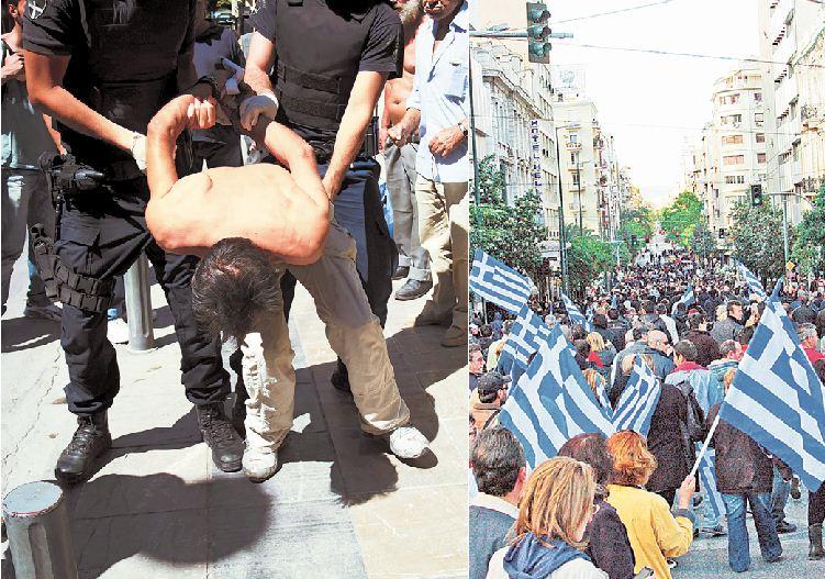 Πρόσωπα και τραγωδίες στο Κέντρο του φόβου | tovima.gr