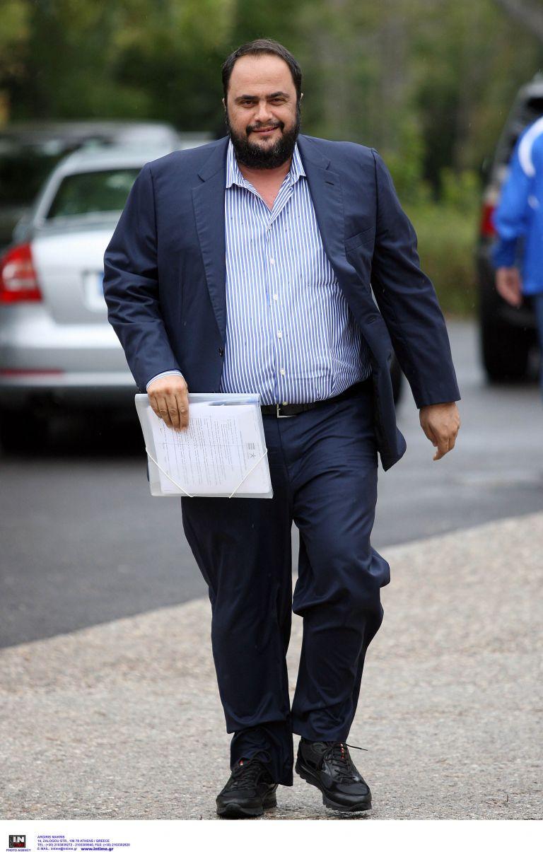 Στα δικαστήρια Ολυμπιακός, Μαρινάκης και Κούγιας | tovima.gr
