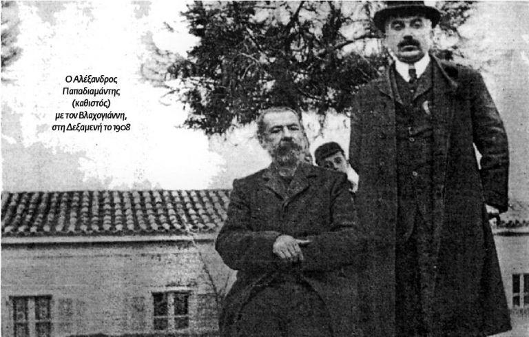 Ν. Δ. Τριανταφυλλόπουλος: Δεν υπάρχει κρυφός  Παπαδιαμάντης | tovima.gr