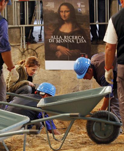 Το κρανίο της «Μόνα Λίζα» ίσως ανακαλύφθηκε στη Φλωρεντία | tovima.gr