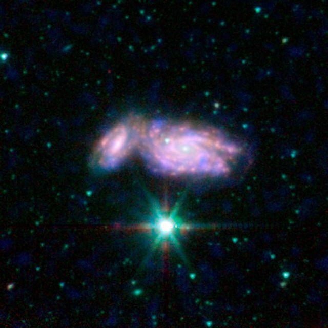 Πώς θα συγκρουστεί ο γαλαξίας μας | tovima.gr