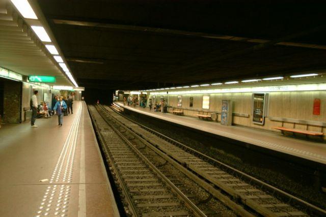 Γαλλικά και ολλανδικά τραγούδια «επιστρέφουν» στο μετρό των Βρυξελλών | tovima.gr