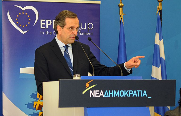 Αντ. Σαμαράς: «Η ευρωζώνη χρειάζεται ταχύτητα αποφάσεων αλλά και ψυχραιμία» | tovima.gr
